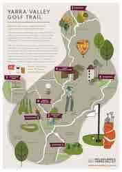 Golf Trails of the Yarra Valley & Dandenong Ranges